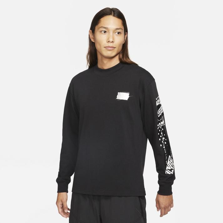 PUNK パック L/S MOCK Tシャツ