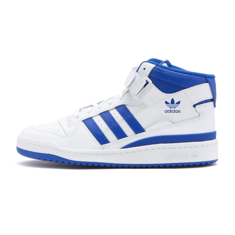 【街に馴染むあの頃の定番スニーカー】バスケットカルチャーを象徴する一足・アディダス『フォーラム』