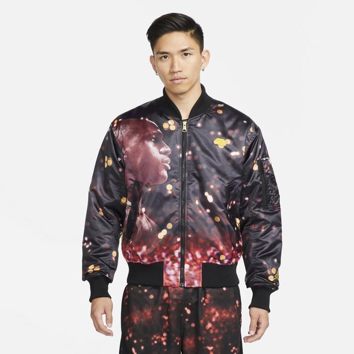 ジョーダン MA-1ジャケット